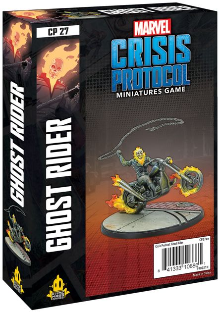 Marvel - Crisis Protocol - Ghost Rider available at 401 Games Canada