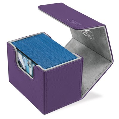 Ultimate Guard - Sidewinder Deck Case Xenoskin 80+ - Purple
