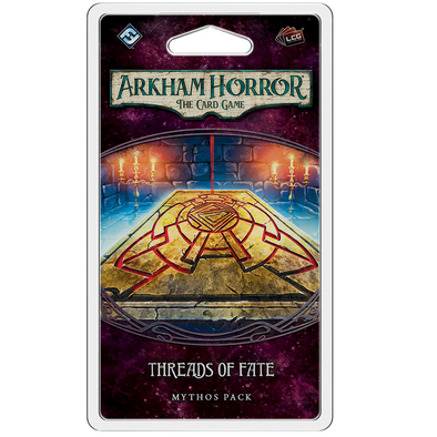 Arkham Horror - The Card Game - The Forgotten Age 1 of 6 - Threads of Fate available at 401 Games Canada