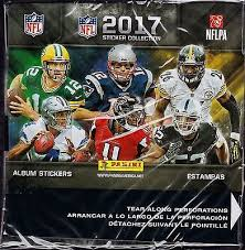 2017 Panini NFL Sticker Collection Box - 401 Games