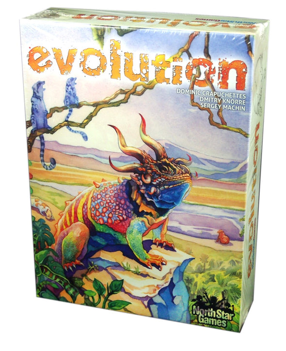 Evolution available at 401 Games Canada