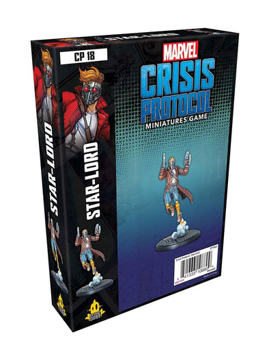 Marvel - Crisis Protocol - Starlord available at 401 Games Canada
