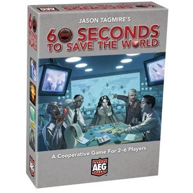 Buy 60 Seconds to Save the World and more Great Board Games Products at 401 Games