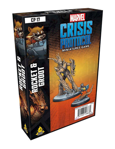 Marvel - Crisis Protocol - Rocket & Groot - 401 Games