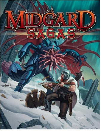 Dungeons & Dragons - 5th Edition - Kobold Press - Midgard Sagas