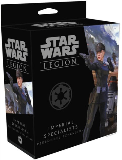 Buy Star Wars - Legion - Imperial Specialists Personnel and more Great Tabletop Wargames Products at 401 Games