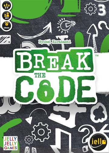 Break the Code available at 401 Games Canada