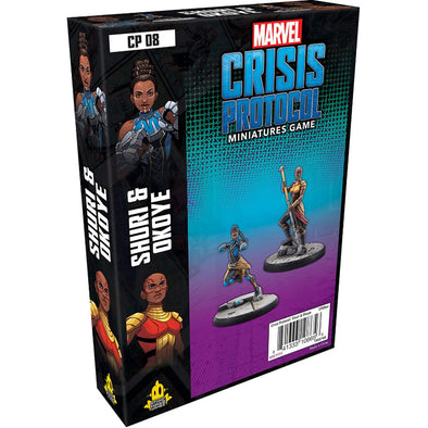 Marvel - Crisis Protocol - Shuri & Okoye available at 401 Games Canada