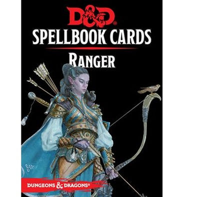 Buy Dungeons and Dragons 5th Edition - Spellbook Cards - 2nd Edition - Ranger and more Great RPG Products at 401 Games