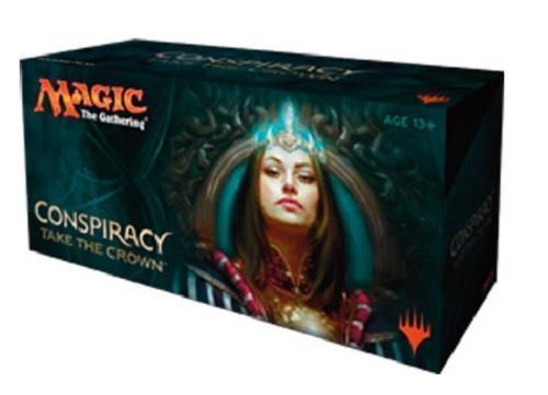 Buy MTG - Conspiracy - Take the Crown - Booster Box and more Great Magic: The Gathering Products at 401 Games