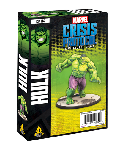 Marvel - Crisis Protocol - Hulk available at 401 Games Canada
