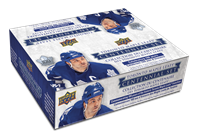 2017 Upper Deck Toronto Maple Leafs Centennial Retail Box - 401 Games
