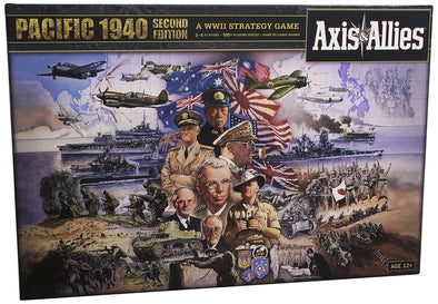 Axis and Allies - Pacific 1940 Second Edition available at 401 Games Canada