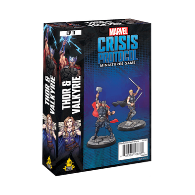 Marvel - Crisis Protocol - Thor & Valkyrie available at 401 Games Canada