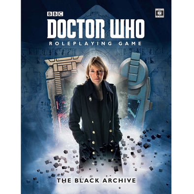 Doctor Who Roleplaying Game - The Black Archive - 401 Games