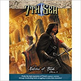 7th Sea Nations of Theah Volume 2 - 401 Games