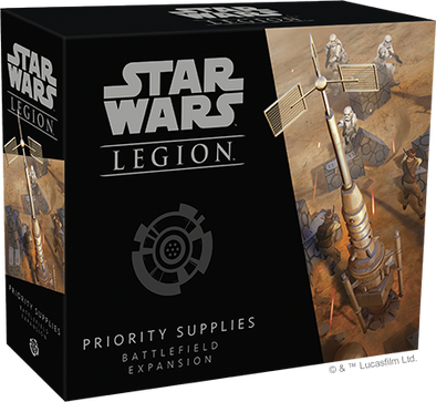 Star Wars - Legion - Priority Supplies