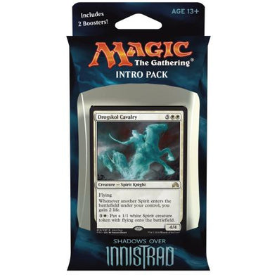 Buy MTG - Shadows over Innistrad - Intro Pack - Ghostly Tide and more Great Magic: The Gathering Products at 401 Games