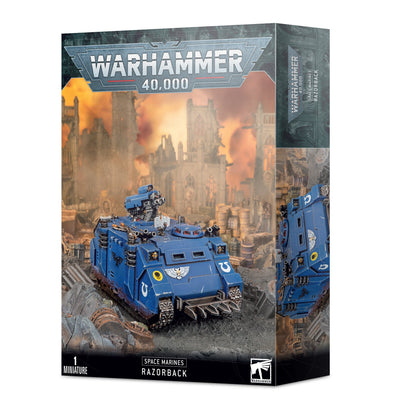 Warhammer 40,000 - Space Marines - Space Marine Razorback available at 401 Games Canada