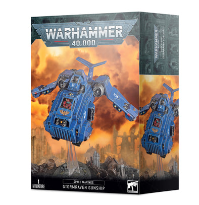Warhammer 40,000 - Space Marines - Space Marine Stormraven Gunship available at 401 Games Canada