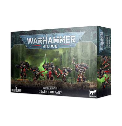 Warhammer 40,000 - Blood Angels - Blood Angels Death Company available at 401 Games Canada