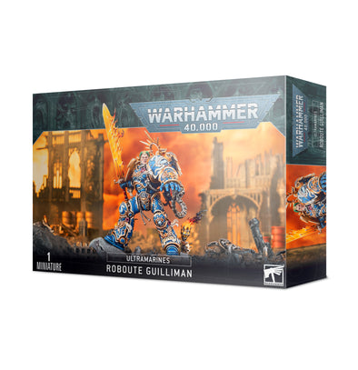 Warhammer 40,000 - Space Marines - Roboute Guilliman available at 401 Games Canada
