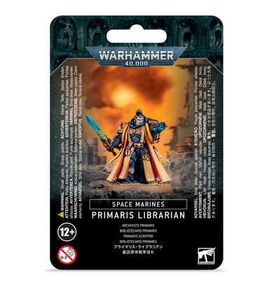 Warhammer 40,000 - Space Marines - Primaris Librarian available at 401 Games Canada