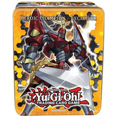 Yugioh - Heroic Champion Excalibur Tin - 401 Games