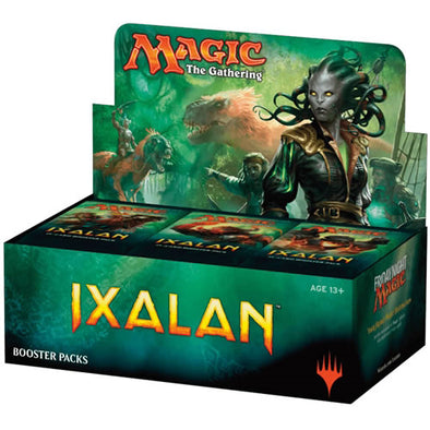 MTG - Ixalan - English Booster Box - 401 Games