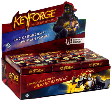 Keyforge: Call of the Archons - Archon Deck (Display of 12)