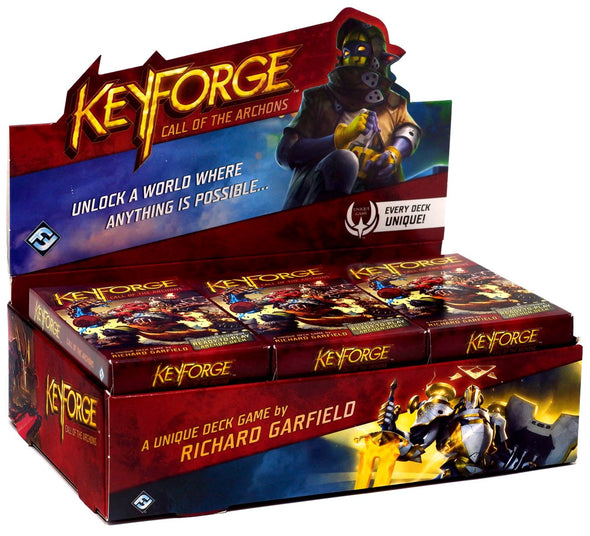 Keyforge: Call of the Archons - Archon Deck (Display of 12) - 401 Games