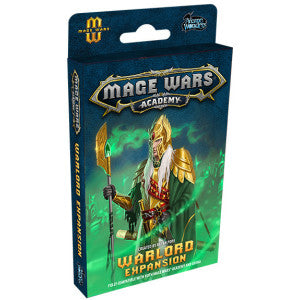 Mage Wars Academy - Warlord Expansion - 401 Games