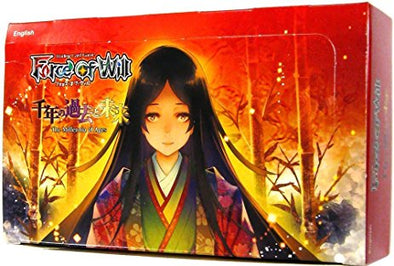 Force of Will - The Millennia of Ages - Booster Box - 401 Games