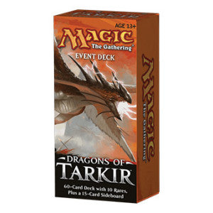 Buy MTG - Dragons of Tarkir Event Deck - Landslide Charge and more Great Magic: The Gathering Products at 401 Games