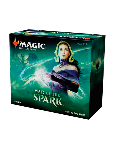 Buy MTG - War of the Spark - Bundle and more Great Magic: The Gathering Products at 401 Games