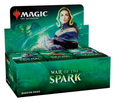 MTG - War of the Spark - English Booster Box - 401 Games
