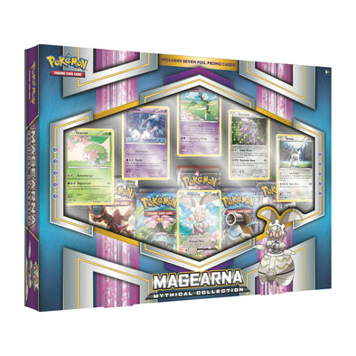 Buy Pokemon - Megearna - Mythical Pokemon Collections Box and more Great Pokemon Products at 401 Games