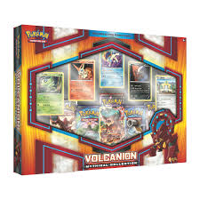 Buy Pokemon - Volcanion - Mythical Pokemon Collections Box and more Great Pokemon Products at 401 Games
