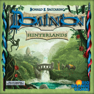 Dominion - Hinterlands available at 401 Games Canada