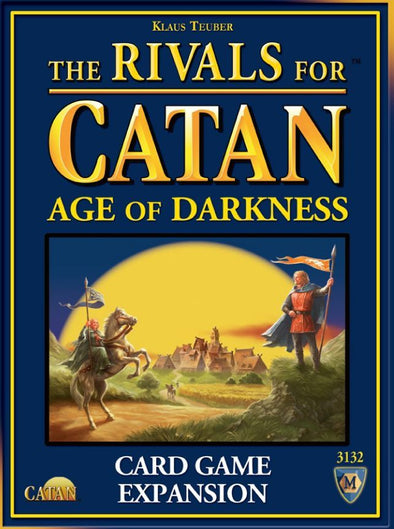 Catan - Rivals For Catan Exp: Age Of Darkness (Revised)
