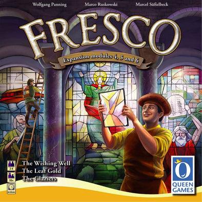Fresco Expansions 4, 5, 6 - 401 Games