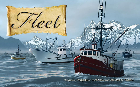 Fleet available at 401 Games Canada