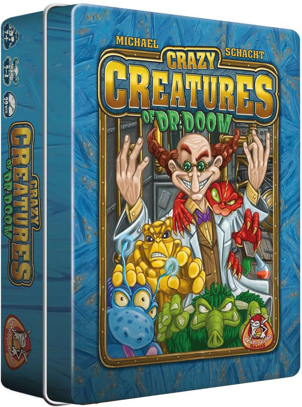 Crazy Creatures of Dr. Gloom - 401 Games