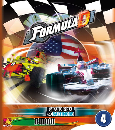 Formula D - Circuits 4 - Grand Prix of Baltimore and India - 401 Games