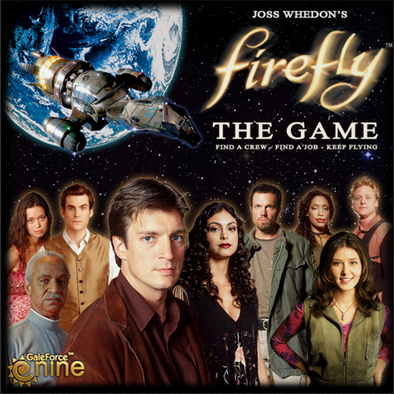 Firefly - The Game (Restock Pre-Order) available at 401 Games Canada