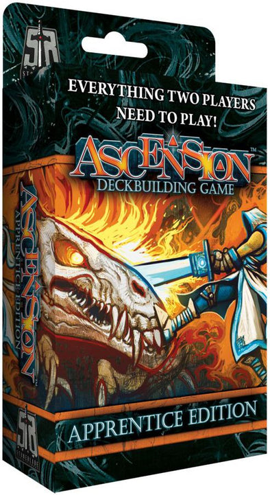 Buy Ascension - Apprentice Edition and more Great Board Games Products at 401 Games