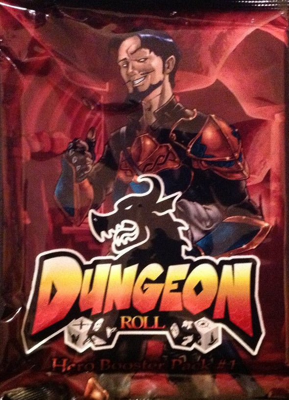 Dungeon Roll - Legends - Hero Booster Pack #1 available at 401 Games Canada