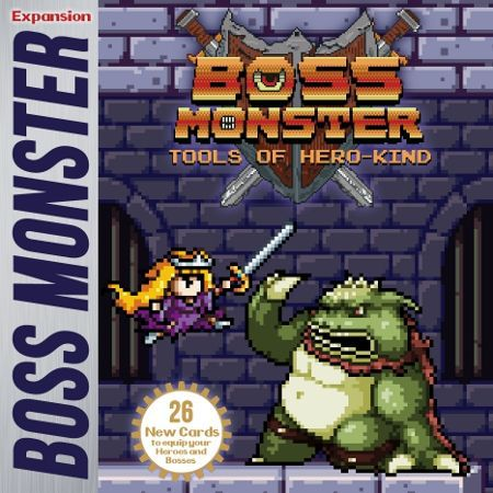 Boss Monster - Tools of Hero-Kind available at 401 Games Canada