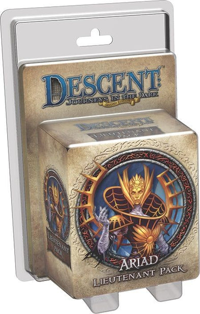 Descent - 2nd Edition - Ariad Lieutenant Pack