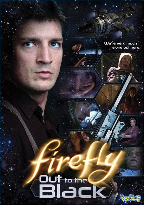 Firefly - Out to the Black Card Game - 401 Games